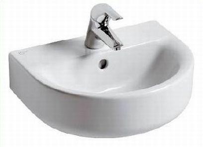praustuvas connect arc 45cm ideal standard praustuvai prek s pradinis prek s24. Black Bedroom Furniture Sets. Home Design Ideas